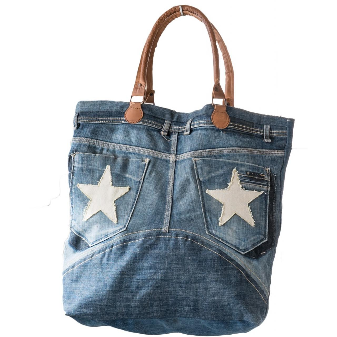 Tasche Peggy 48 - Jeans