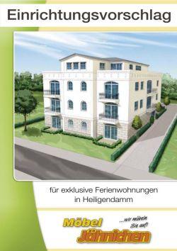 Einrichtungsvorschlag Heiligendamm