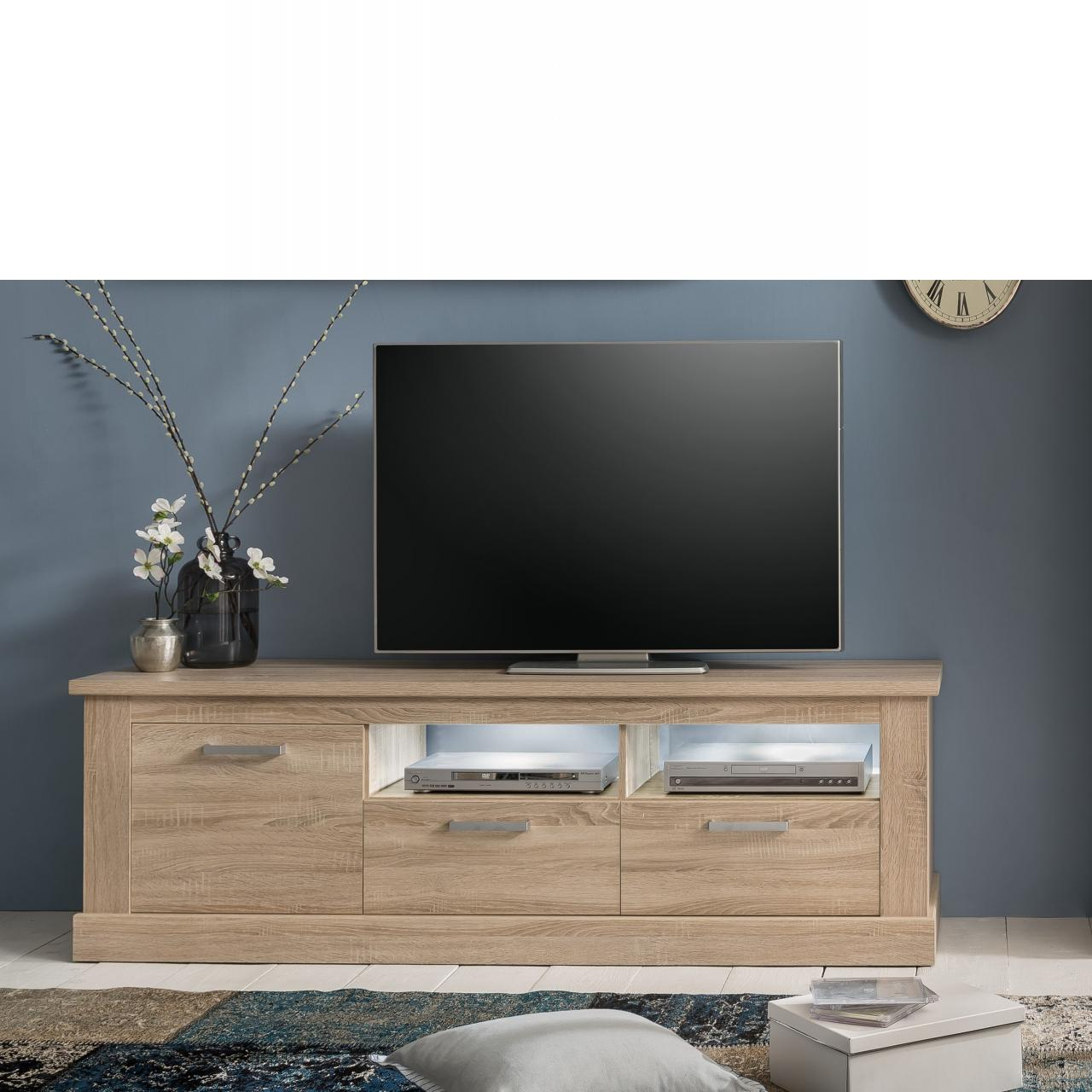 tv lowboard sydney beim bel wohnen m bel j hnichen center gmbh. Black Bedroom Furniture Sets. Home Design Ideas