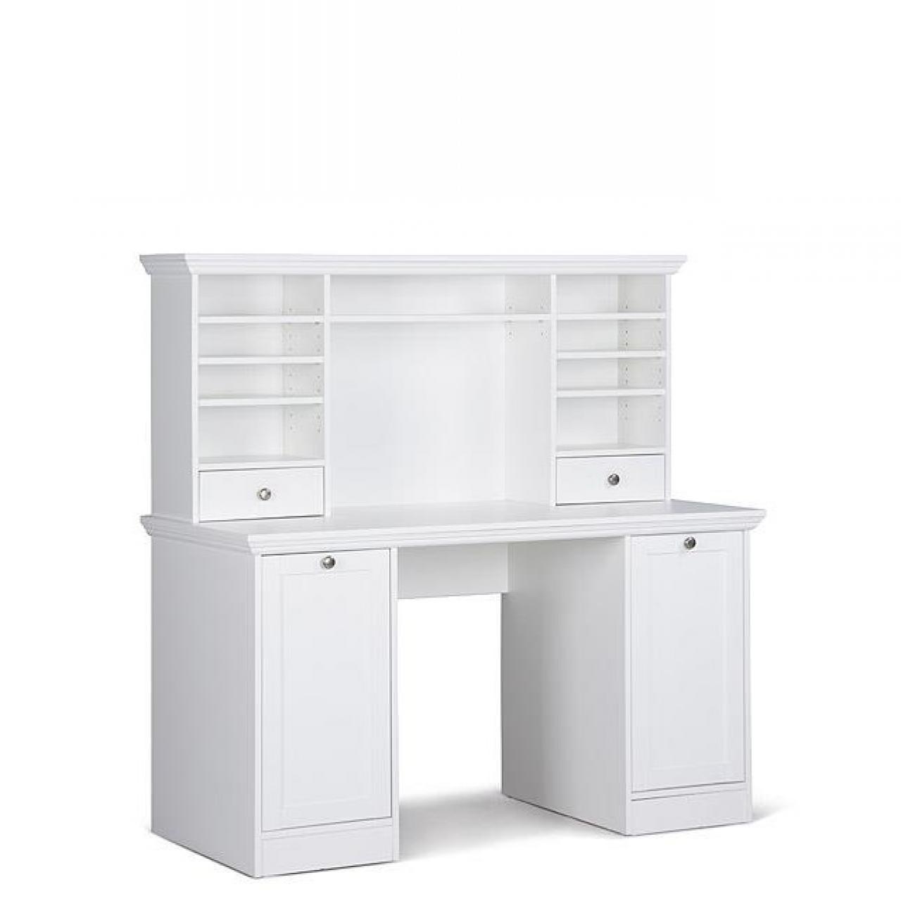 Schreibtisch mit Aufsatz Landwood