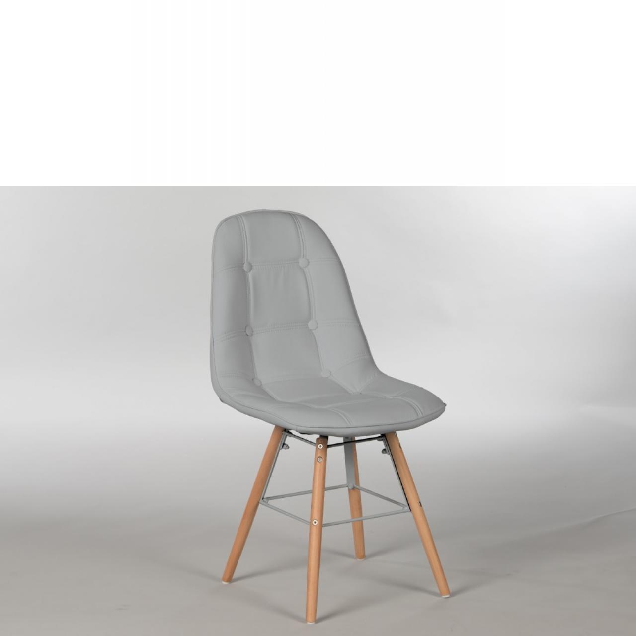 stuhl tivoli grau st hle hocker esszimmer wohnen m bel j hnichen center gmbh. Black Bedroom Furniture Sets. Home Design Ideas