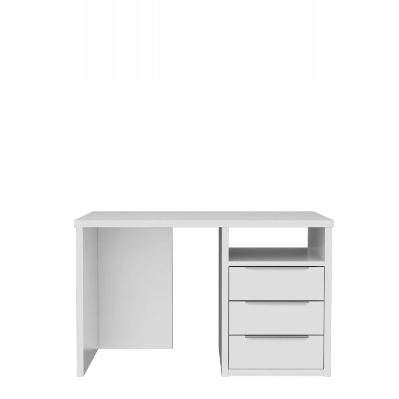 Schreibtisch Opus Weiss
