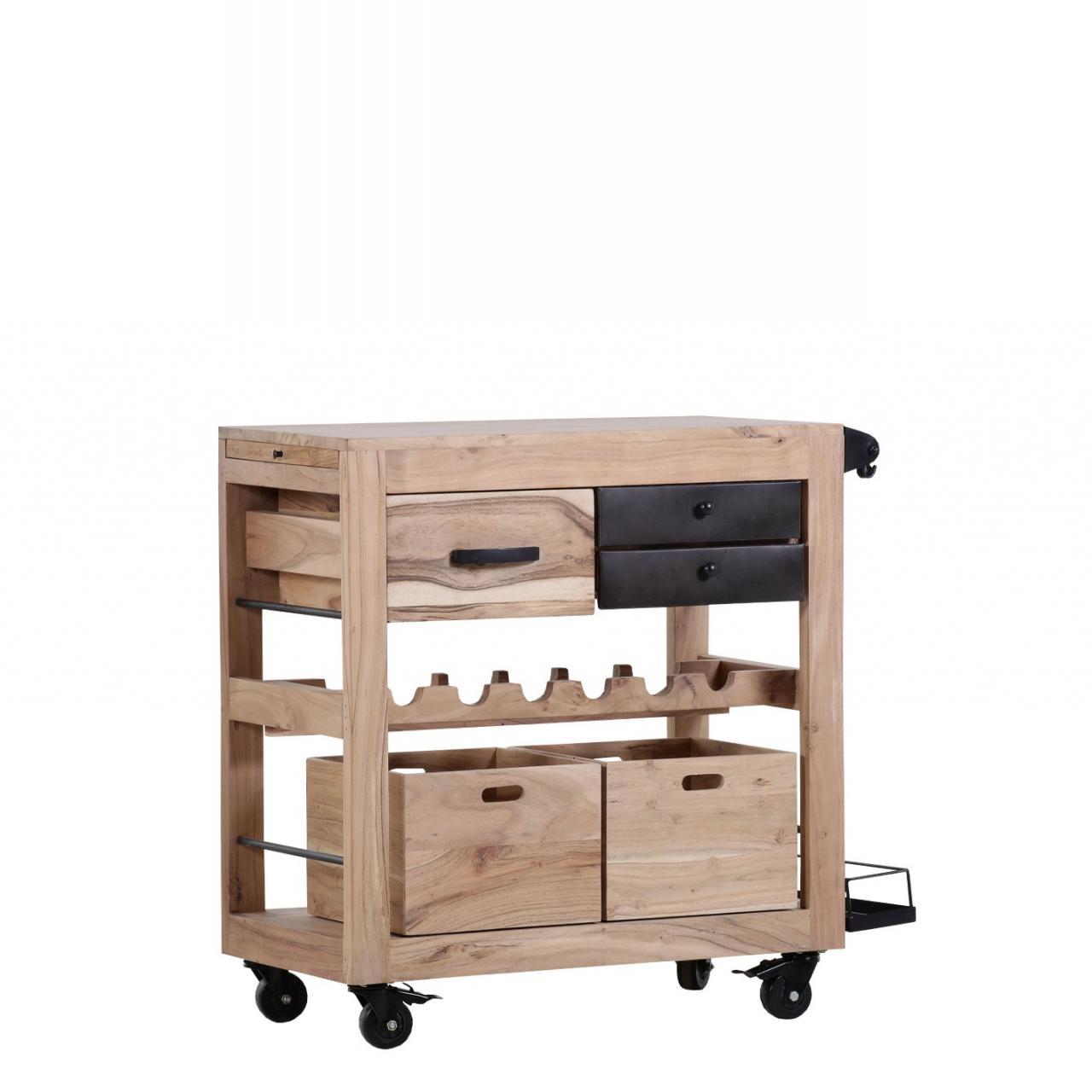 k chenwagen butch 2 beim bel wohnen m bel j hnichen. Black Bedroom Furniture Sets. Home Design Ideas