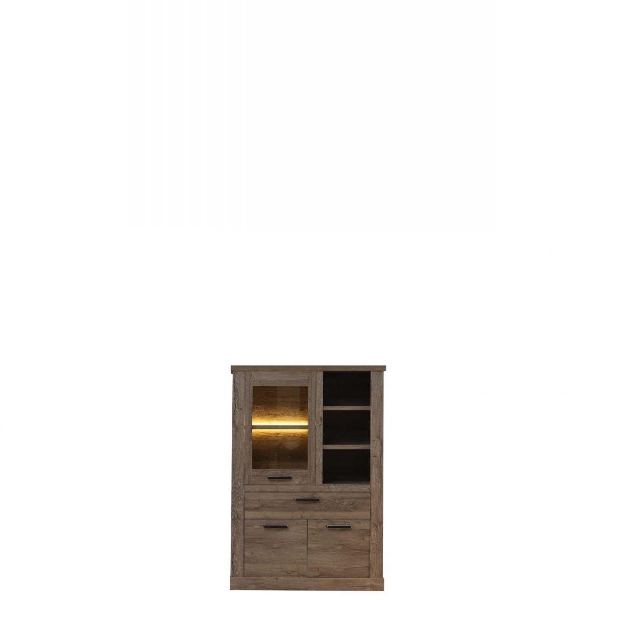 highboard corona highboards wohnzimmerm bel wohnen m bel j hnichen center gmbh. Black Bedroom Furniture Sets. Home Design Ideas