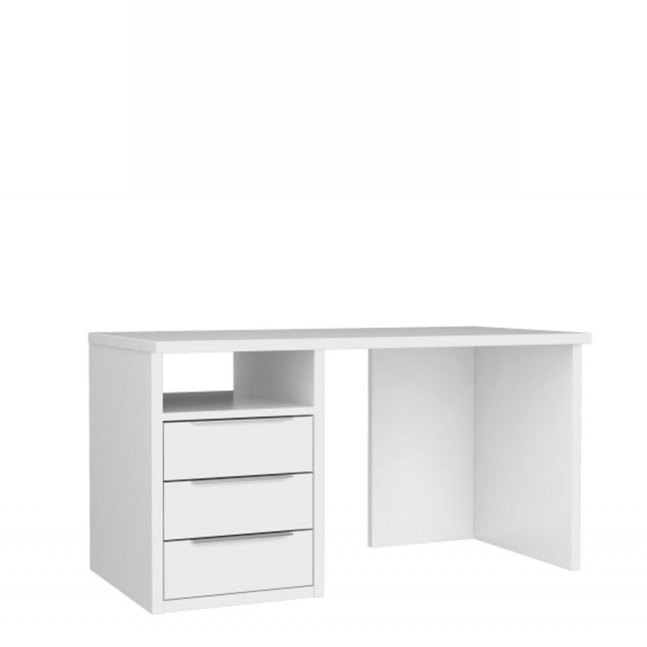 schreibtisch opus wei matt schreib computertische b ro m bel j hnichen center gmbh. Black Bedroom Furniture Sets. Home Design Ideas