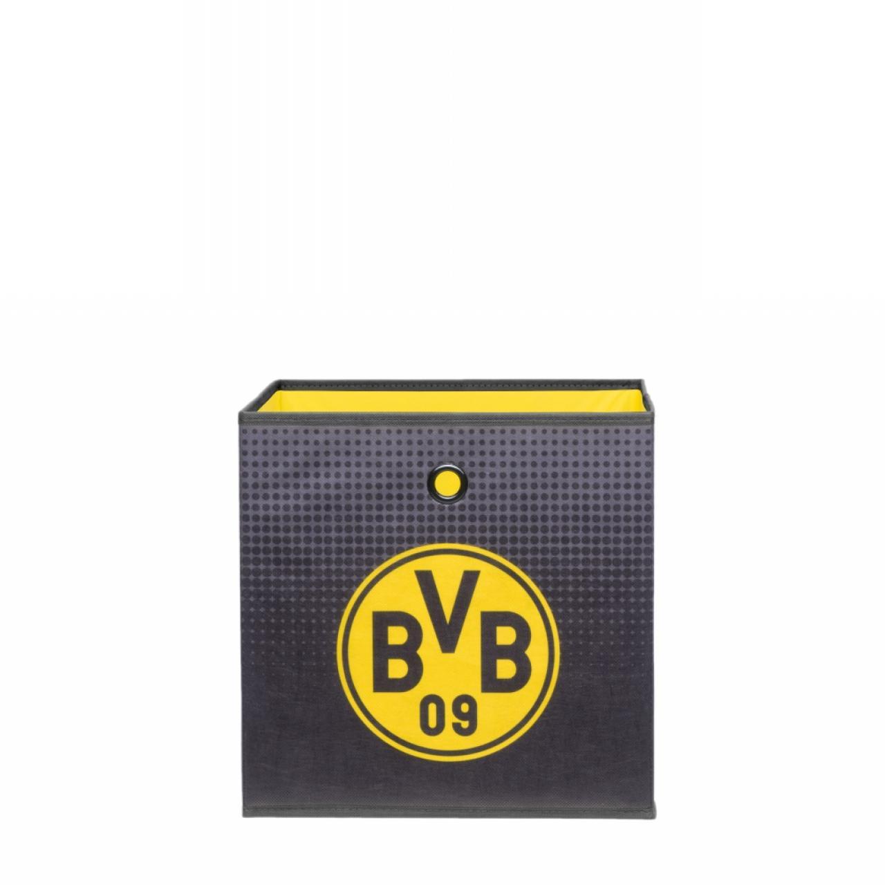Faltbox mit Emblem Borussia Dortmund