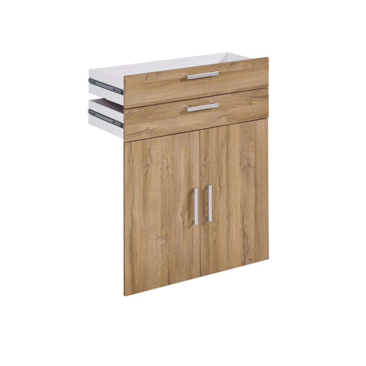 Türen/Schubkasten Set Calvia 13 - Alteiche