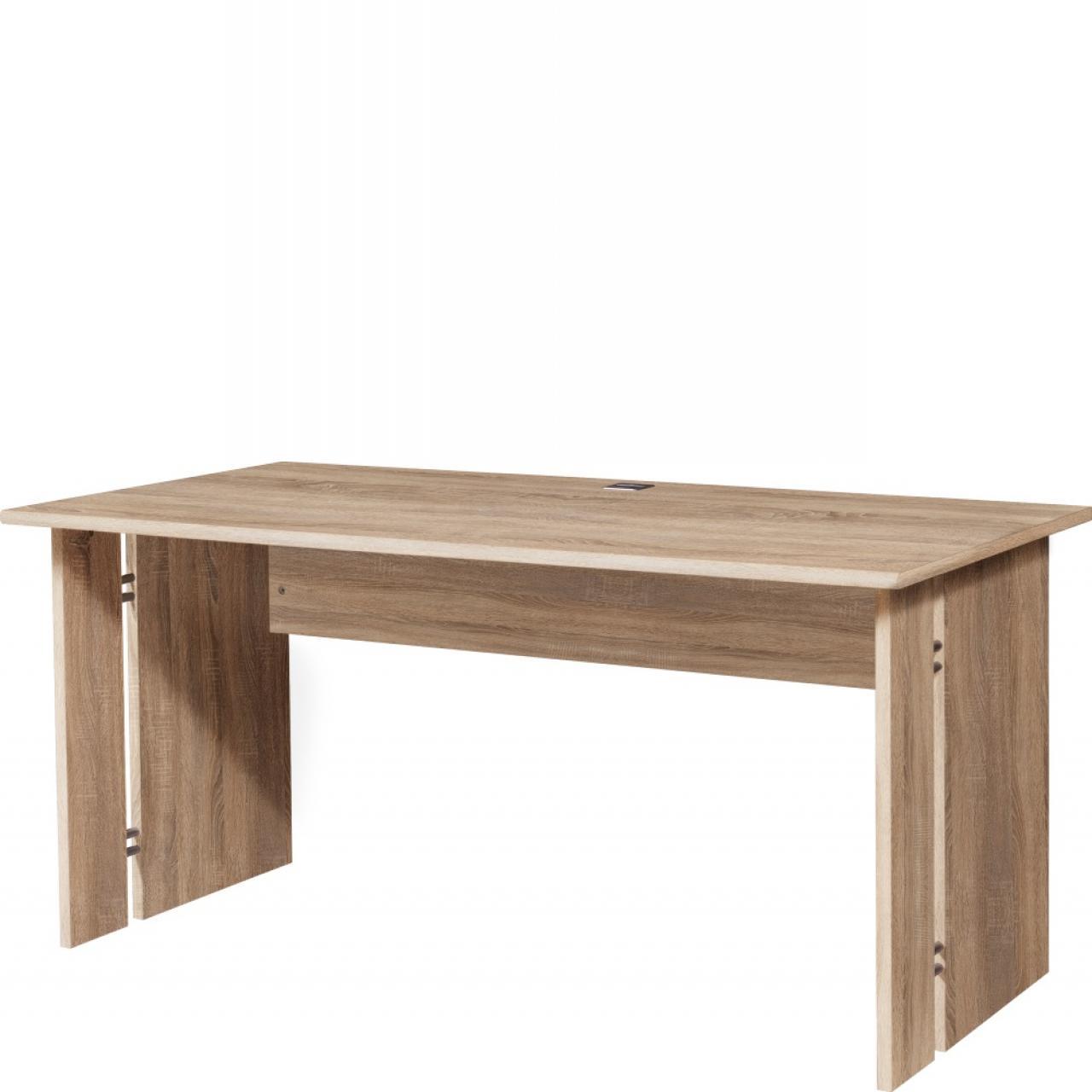 Schreibtisch -  Sonoma Eiche NB - 160 cm breit