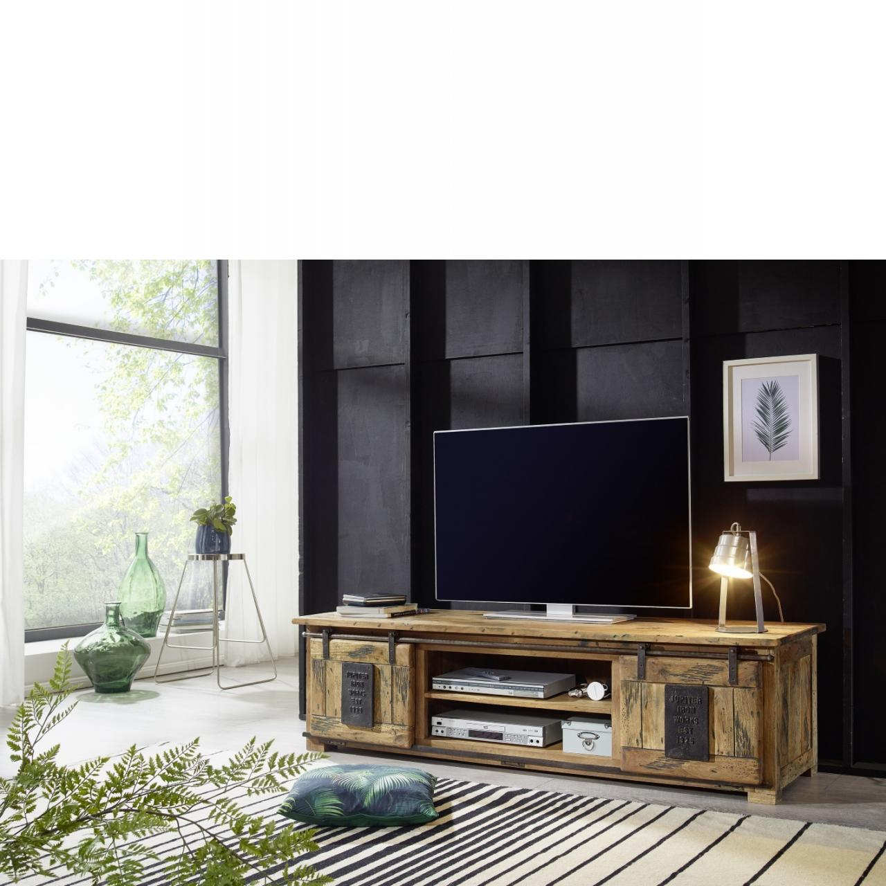 TV-Board 1 - Mangoholz