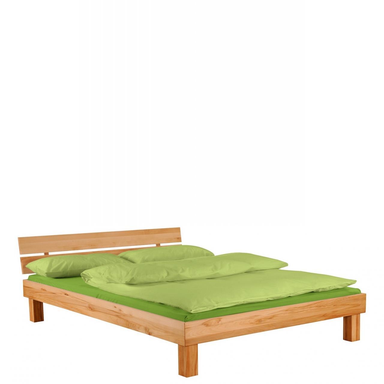 bett campino a 180x200 cm eiche massiv m bel j hnichen center gmbh. Black Bedroom Furniture Sets. Home Design Ideas