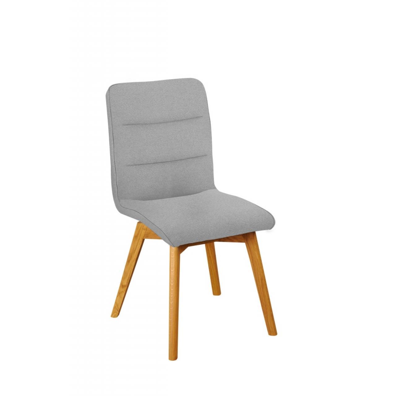 Stuhl 106 E6 Esszimmer Küche Küchenstuhl Stoff Massivholz