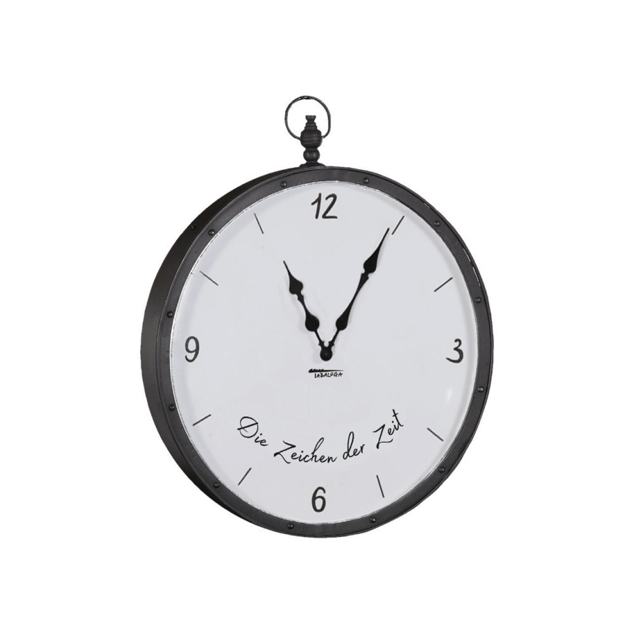 Uhr Tabaluga - rund