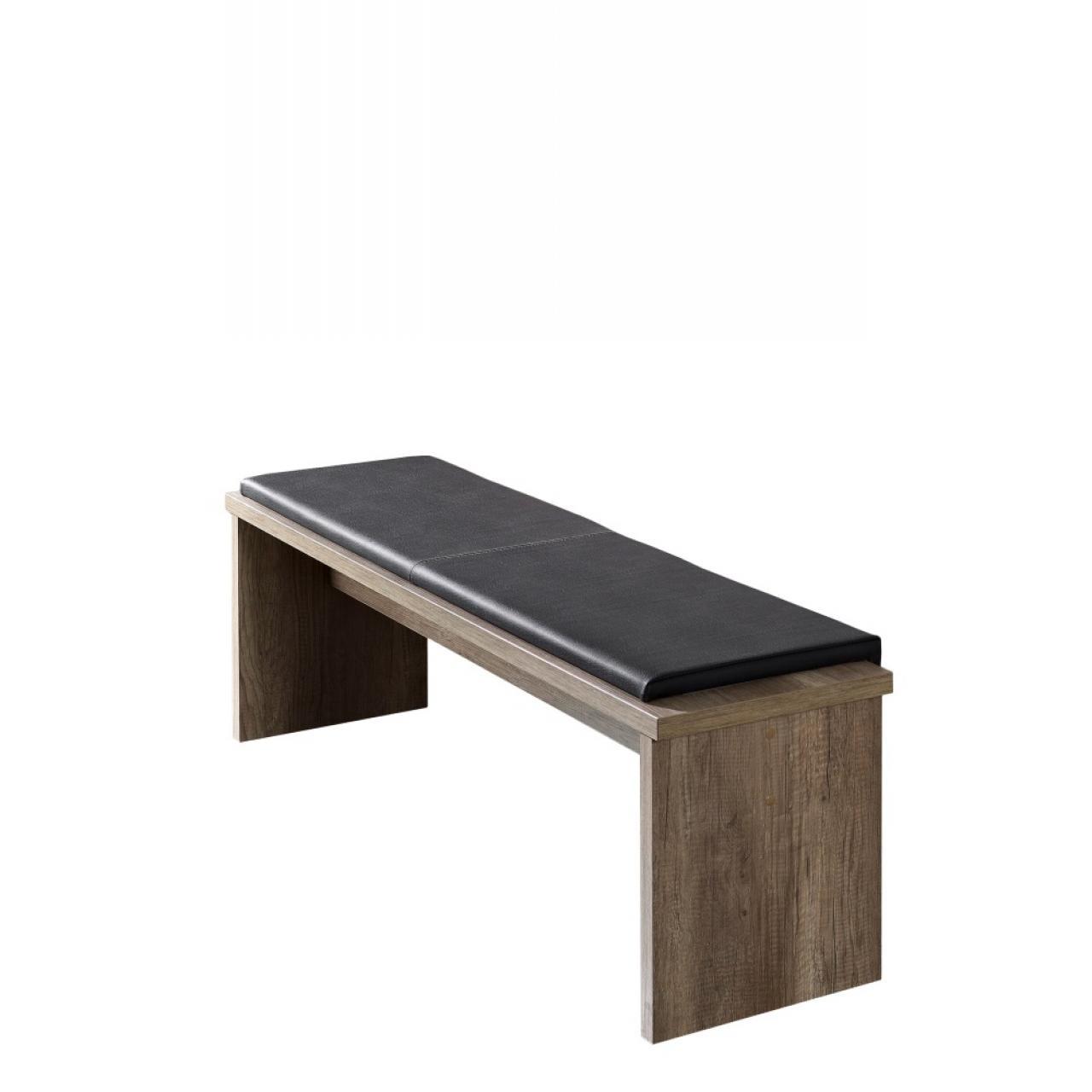klemmkissen 1007 schwarz kunstleder b nke esszimmer. Black Bedroom Furniture Sets. Home Design Ideas