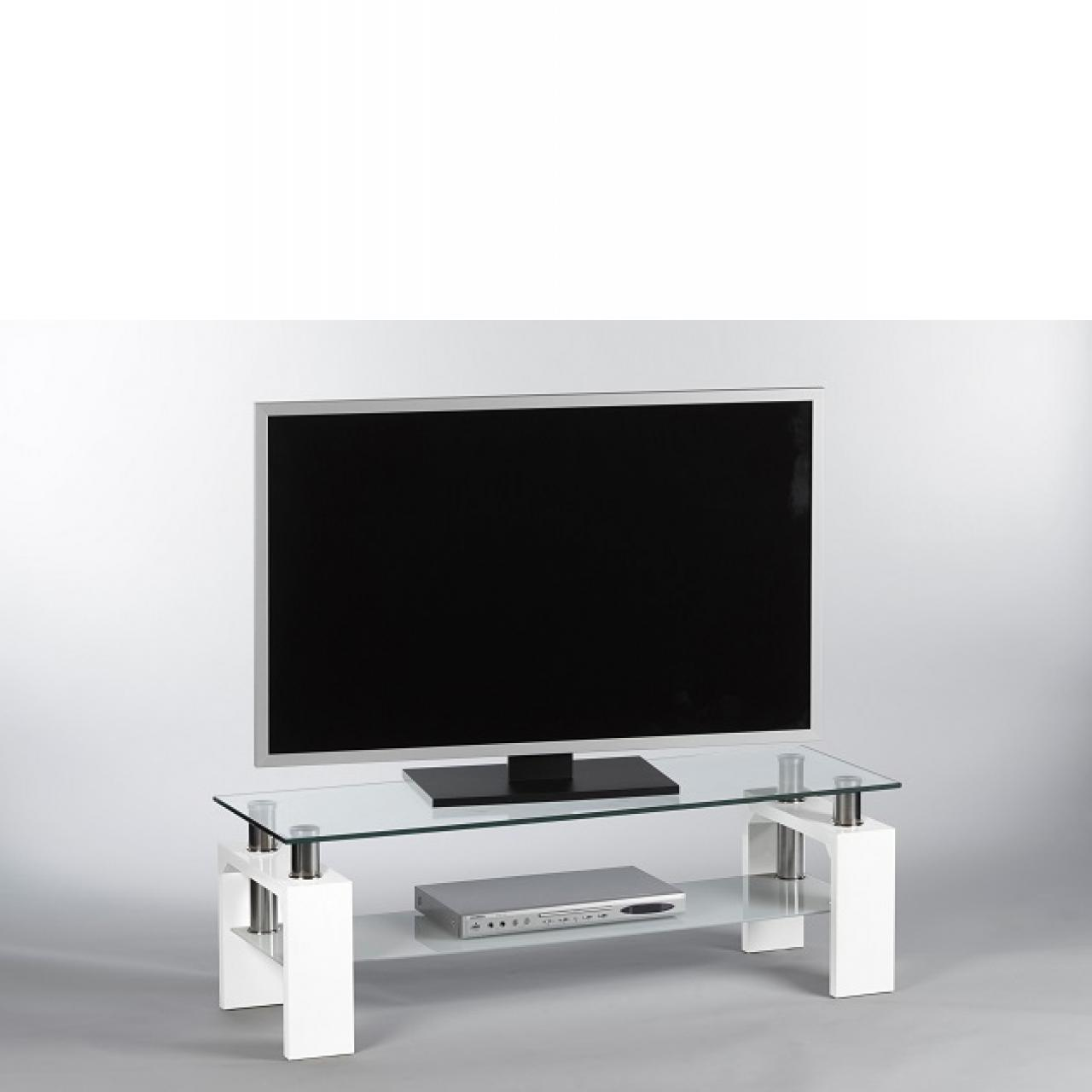 tv lowboard vibio 1 beton wei lowboards. Black Bedroom Furniture Sets. Home Design Ideas