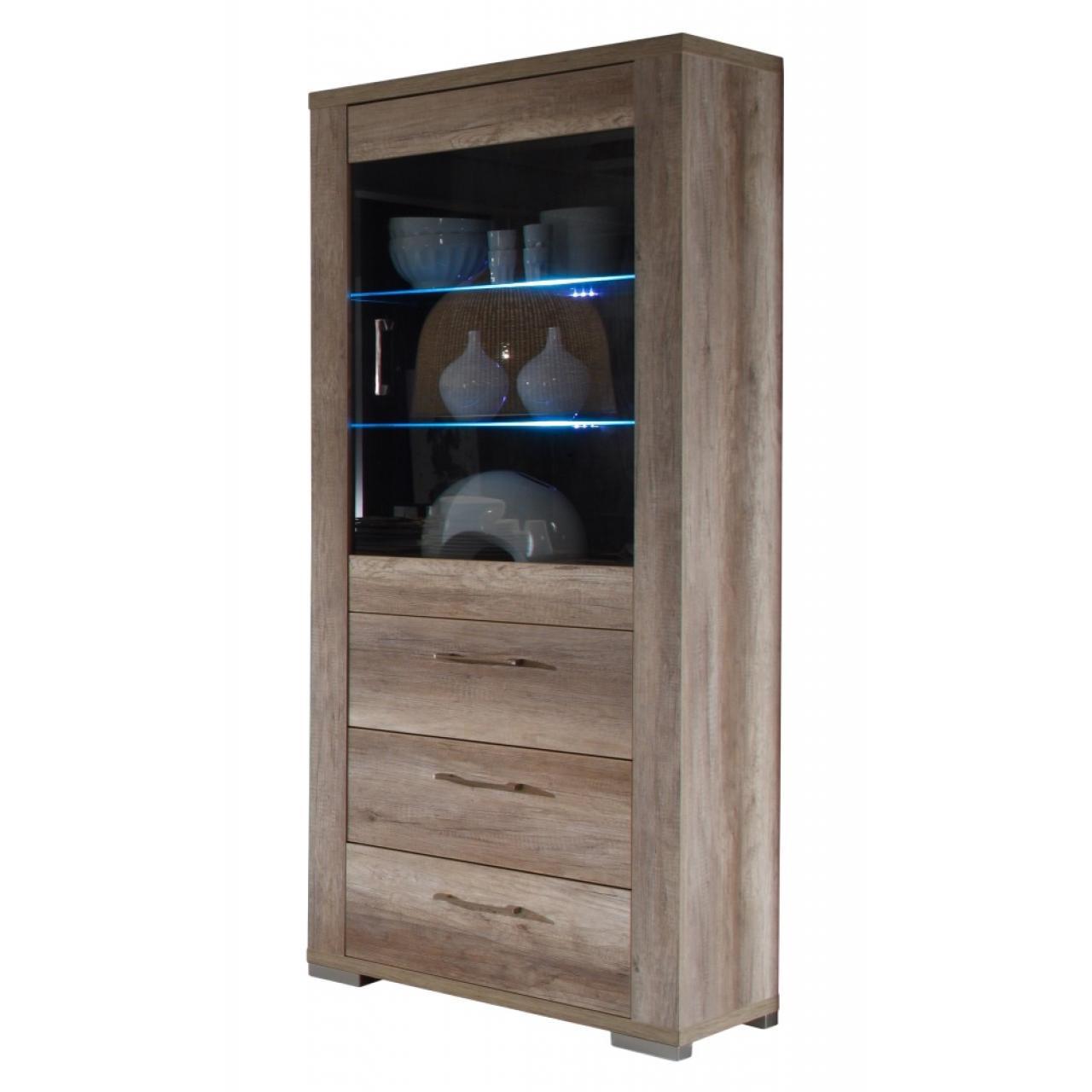 vitrine canyon regale wohnen m bel j hnichen center gmbh. Black Bedroom Furniture Sets. Home Design Ideas