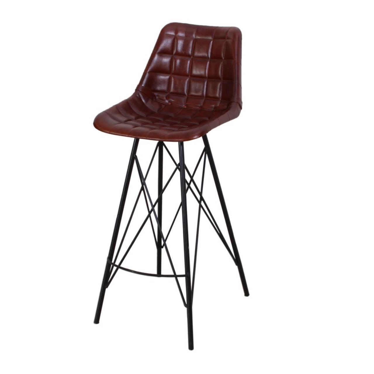 Barhocker - Sit&Chairs - dunkelbraun