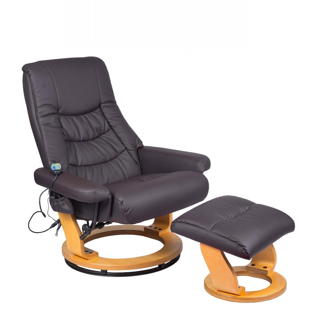 Relaxsessel Rch Adf Fl0510 Braun