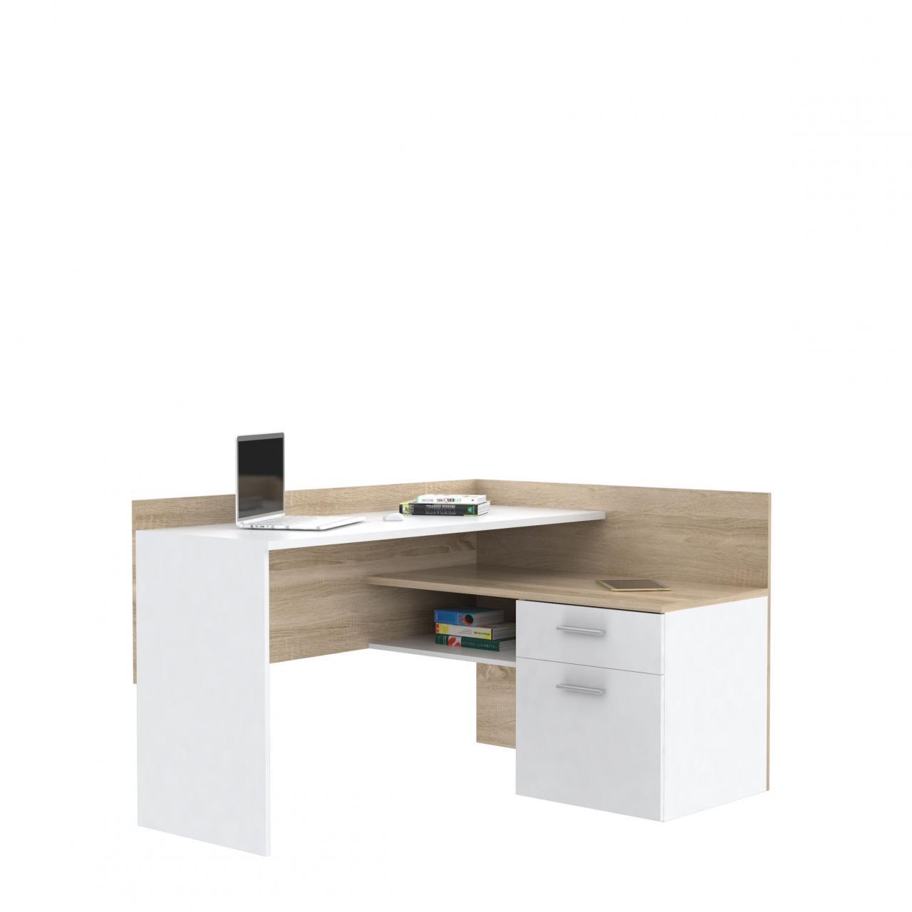 Schreibtisch Net Sonoma Eiche