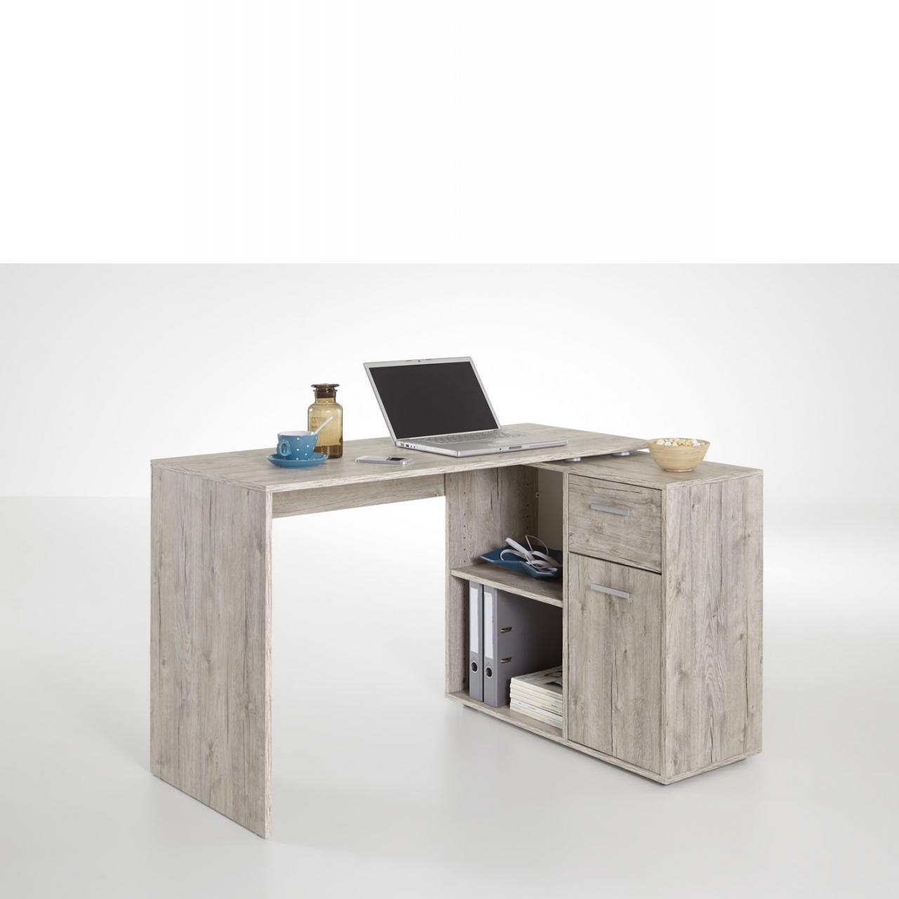 Schreibtischkombiantion Albrecht Sandeiche
