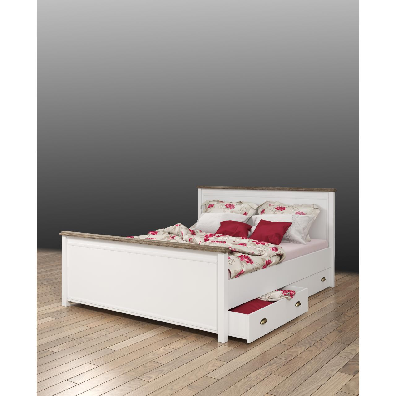 Bett Chateau 33WW8093