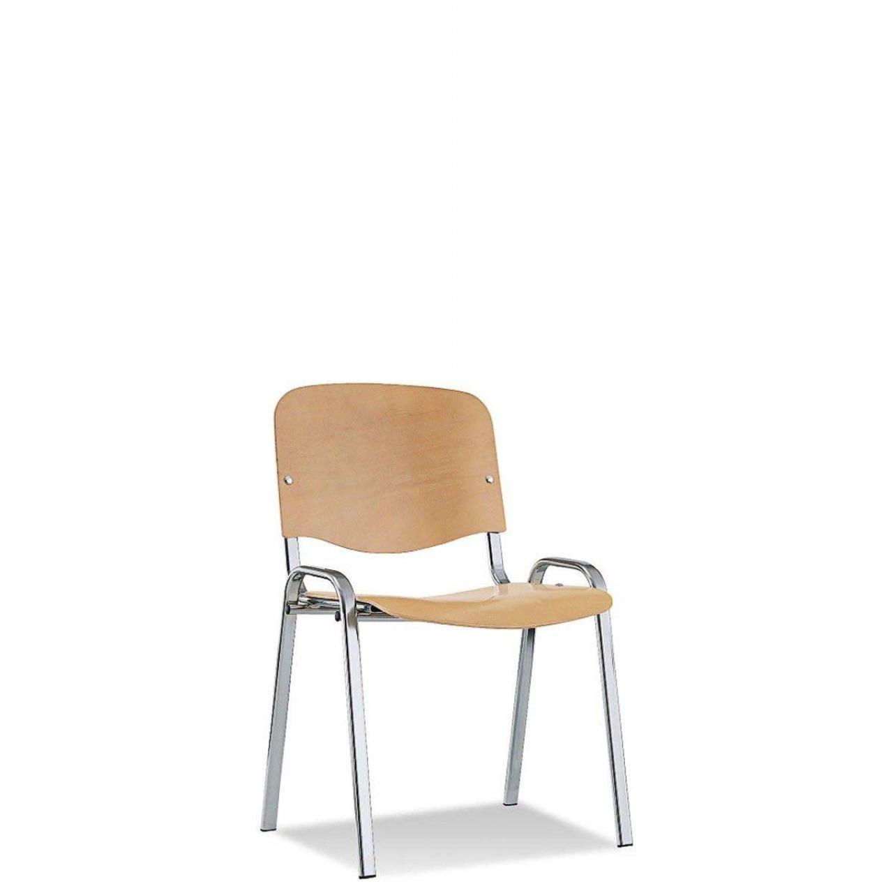 Konferenzstuhl Iso wood