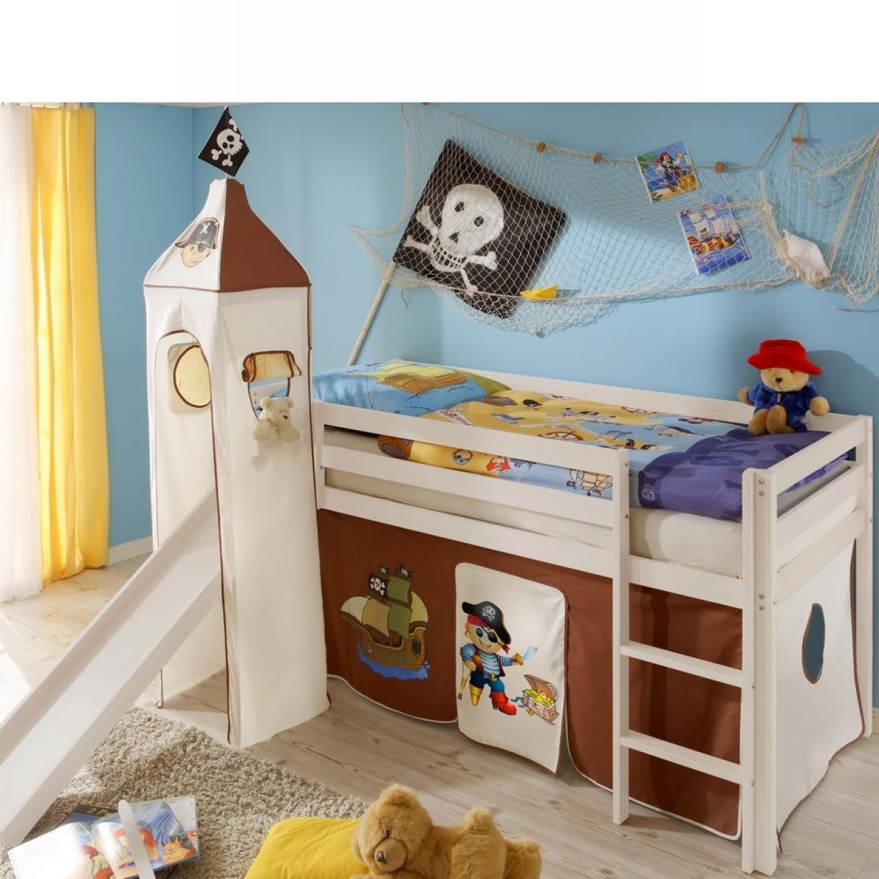Hochbett Snoopy 90x200 cm