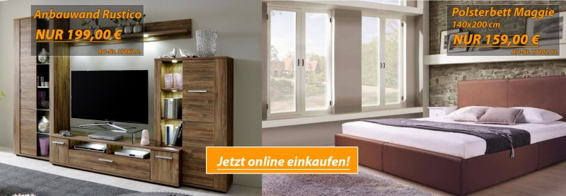 m bel online kaufen m bel j hnichen center gmbh. Black Bedroom Furniture Sets. Home Design Ideas