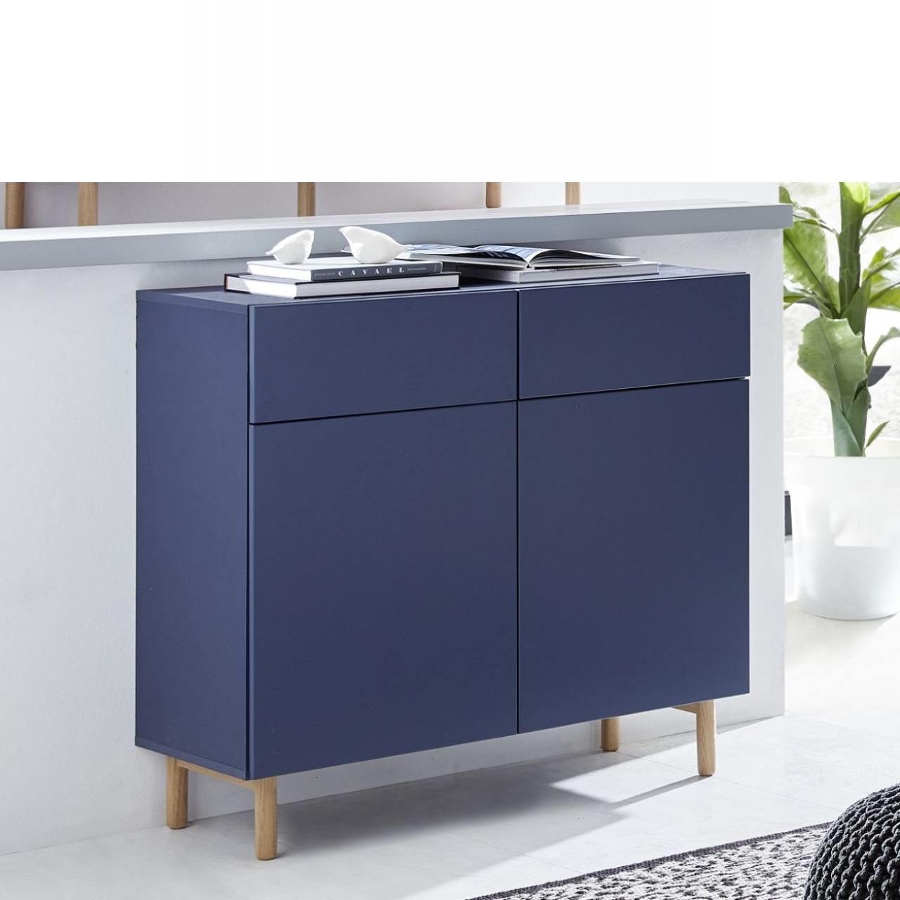 Kommode K2 Blau Kommoden Wohnzimmermobel Wohnen Mobel