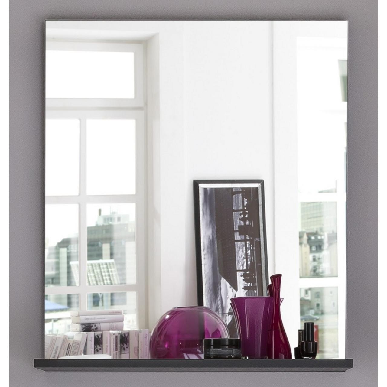 Spiegel Smart - Grau