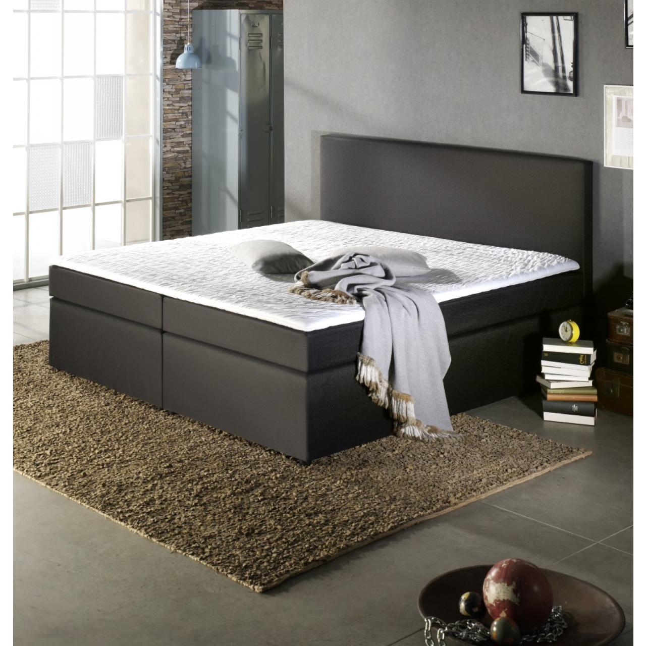 boxspringbett bx830 180x200 boxspringbett betten schlafen m bel j hnichen center gmbh. Black Bedroom Furniture Sets. Home Design Ideas
