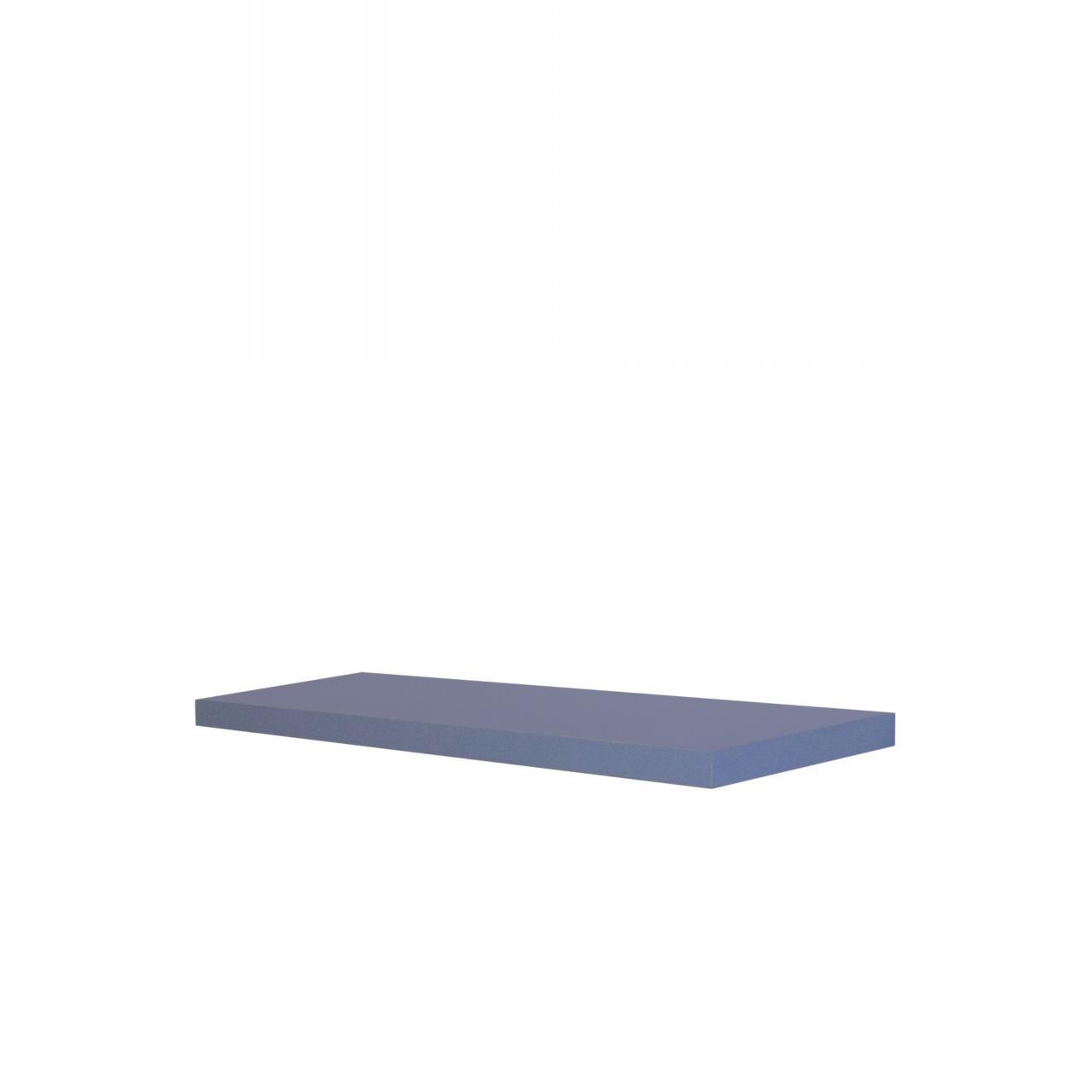 Wandsteckboard 90 cm Himmelblau