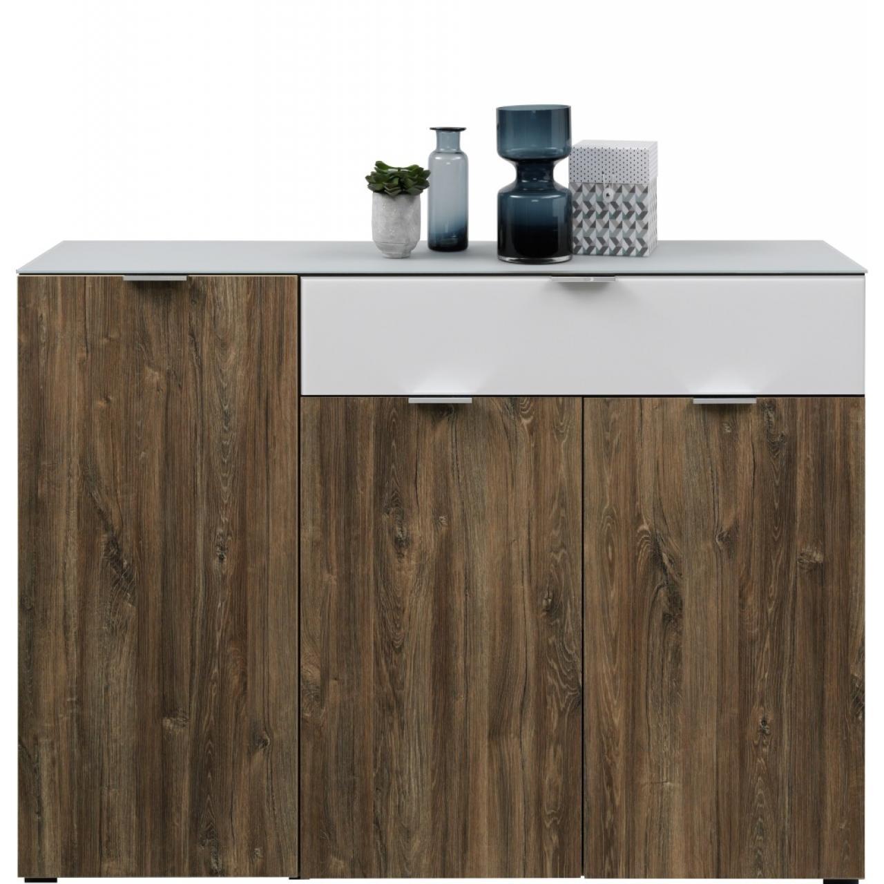 kommode solo 6300 stirling eiche kommoden wohnzimmerm bel wohnen m bel j hnichen. Black Bedroom Furniture Sets. Home Design Ideas