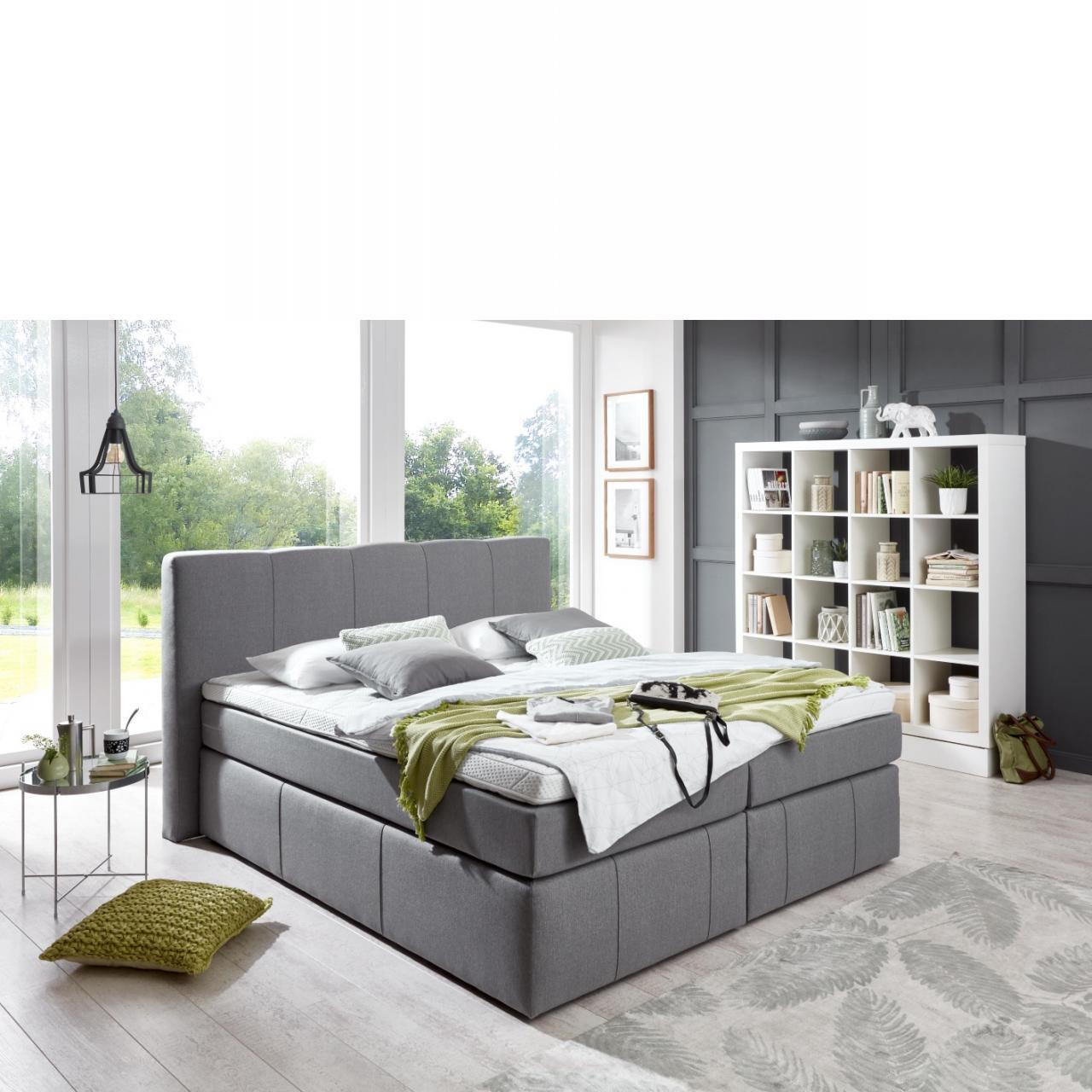 boxspringbett 1460 boxspringbett betten schlafen m bel j hnichen center gmbh. Black Bedroom Furniture Sets. Home Design Ideas
