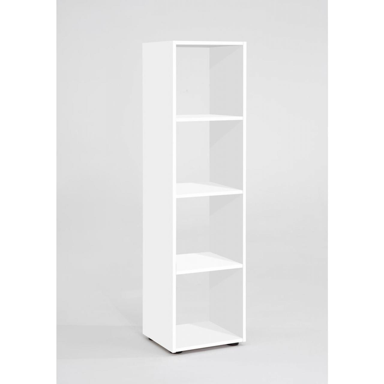 Raumteiler Mega 4 Weiß