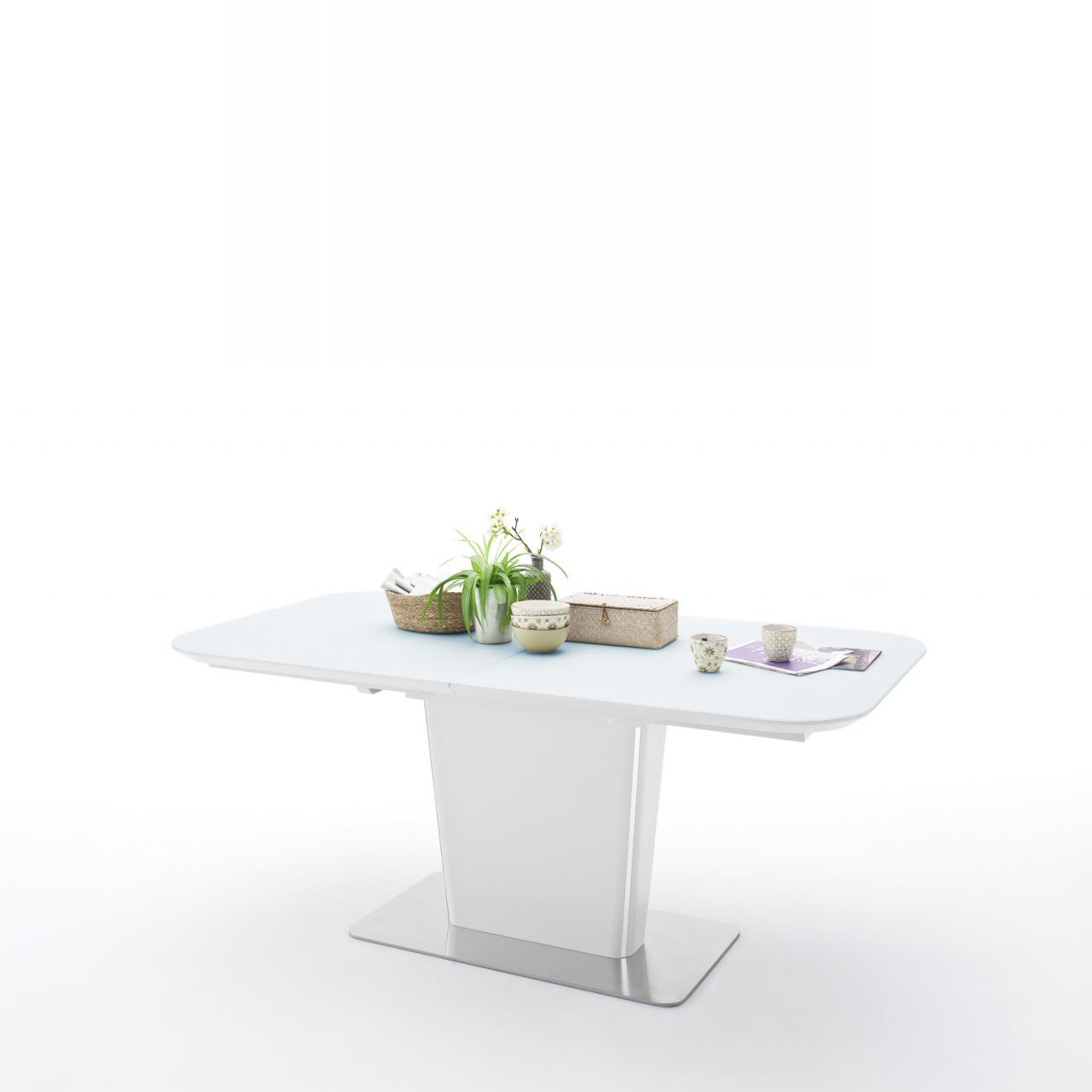 Esstisch Ubora - Weiß