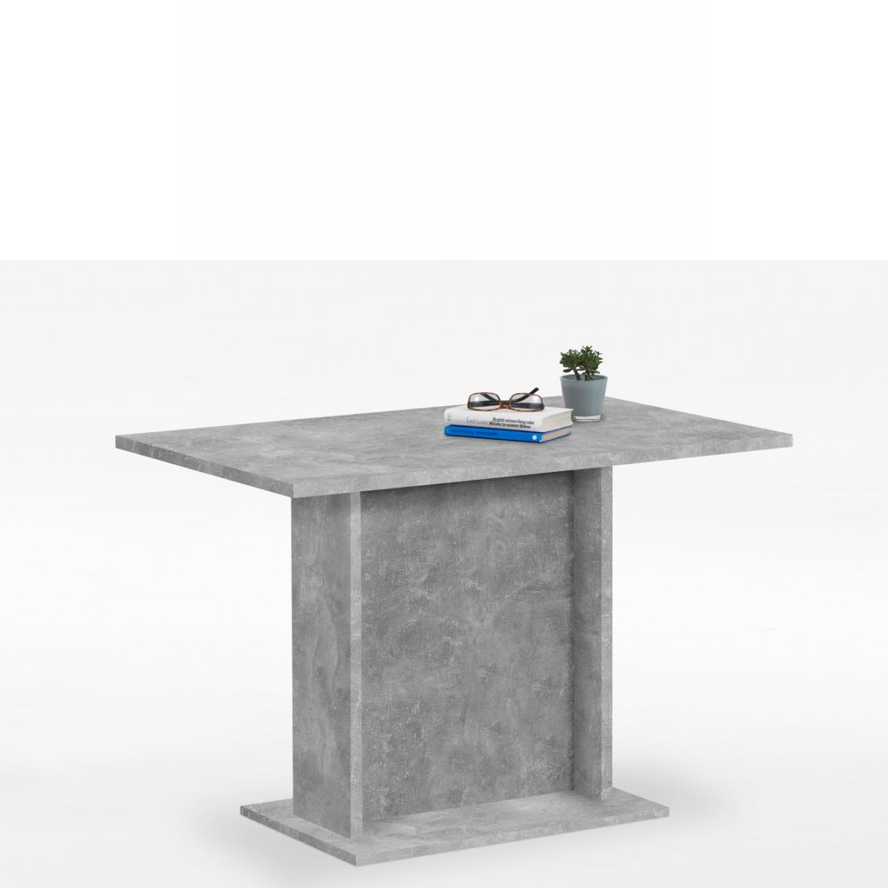 Esstisch Bandol 3 - Beton