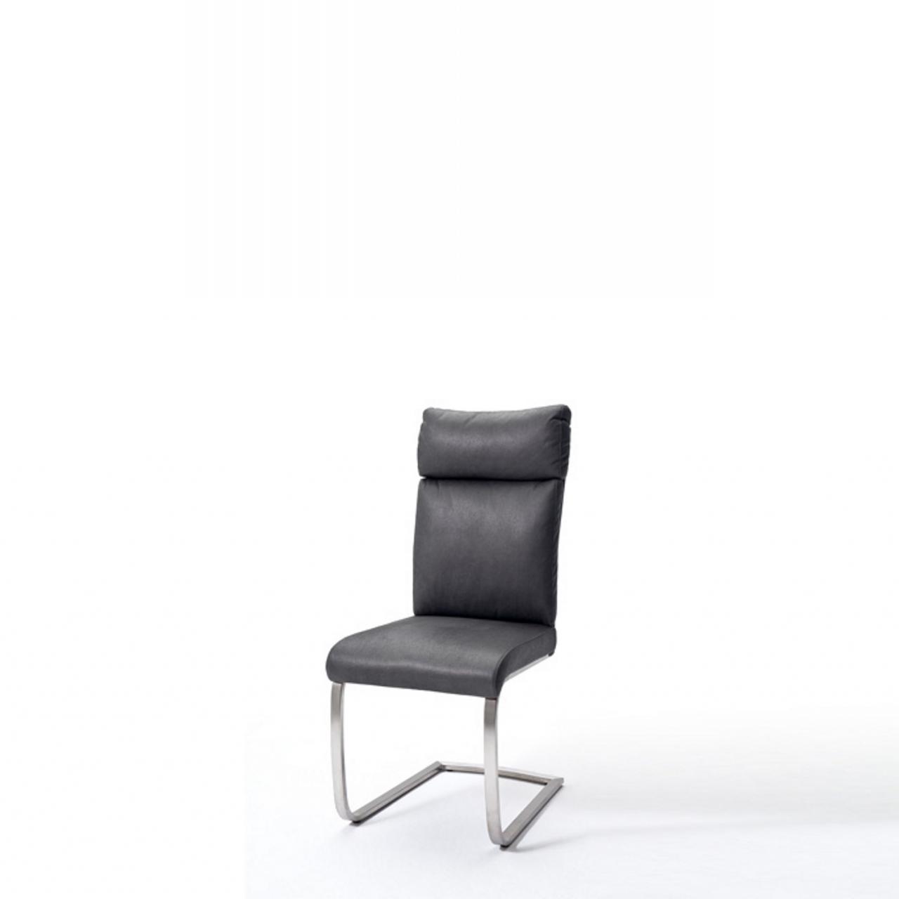 Schwingstuhl Rabea - Grau