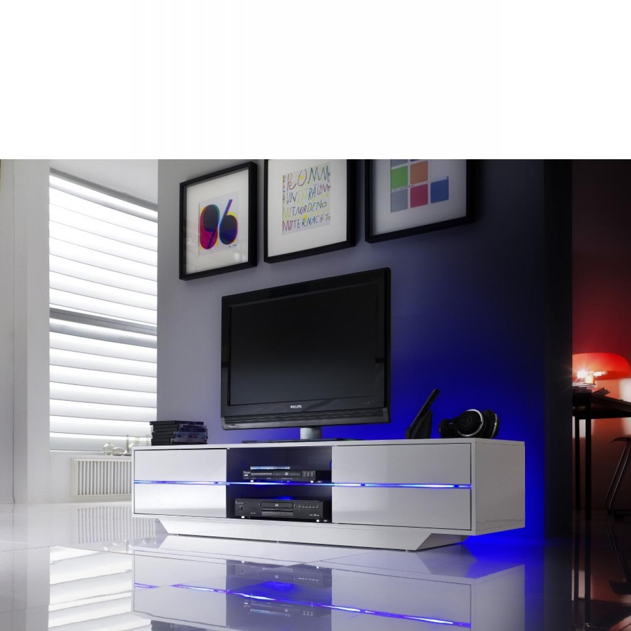 tv media lowboard blues beim bel wohnen m bel. Black Bedroom Furniture Sets. Home Design Ideas