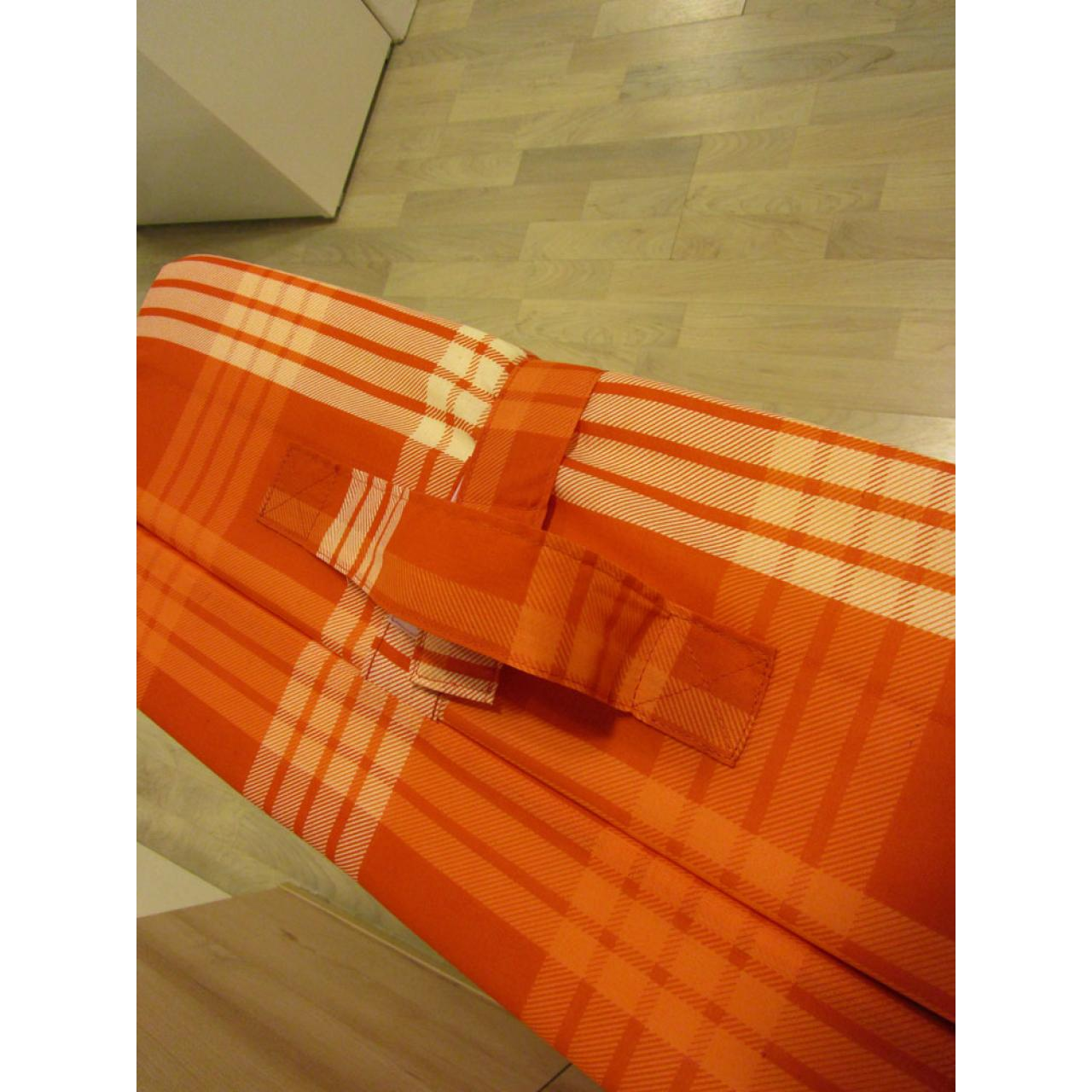 Faltmatratze Thommy in Orange