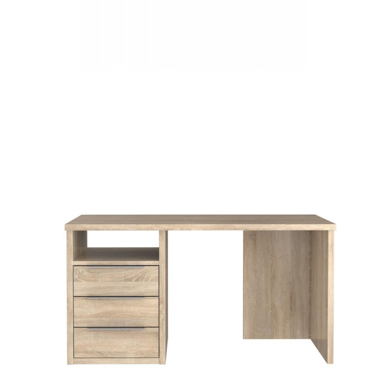 Schreibtisch Opus Sonoma Eiche