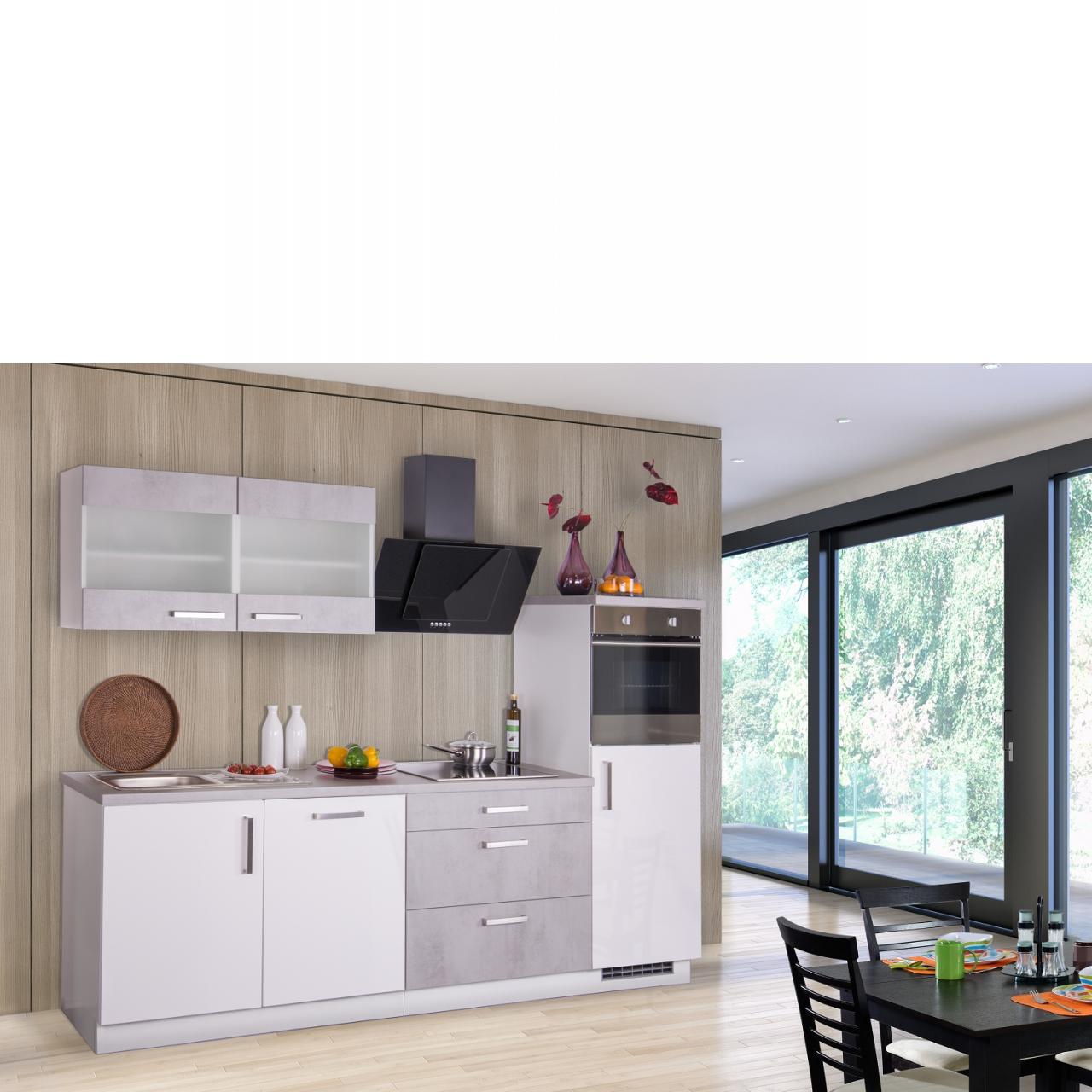 Küchenblock Mara II