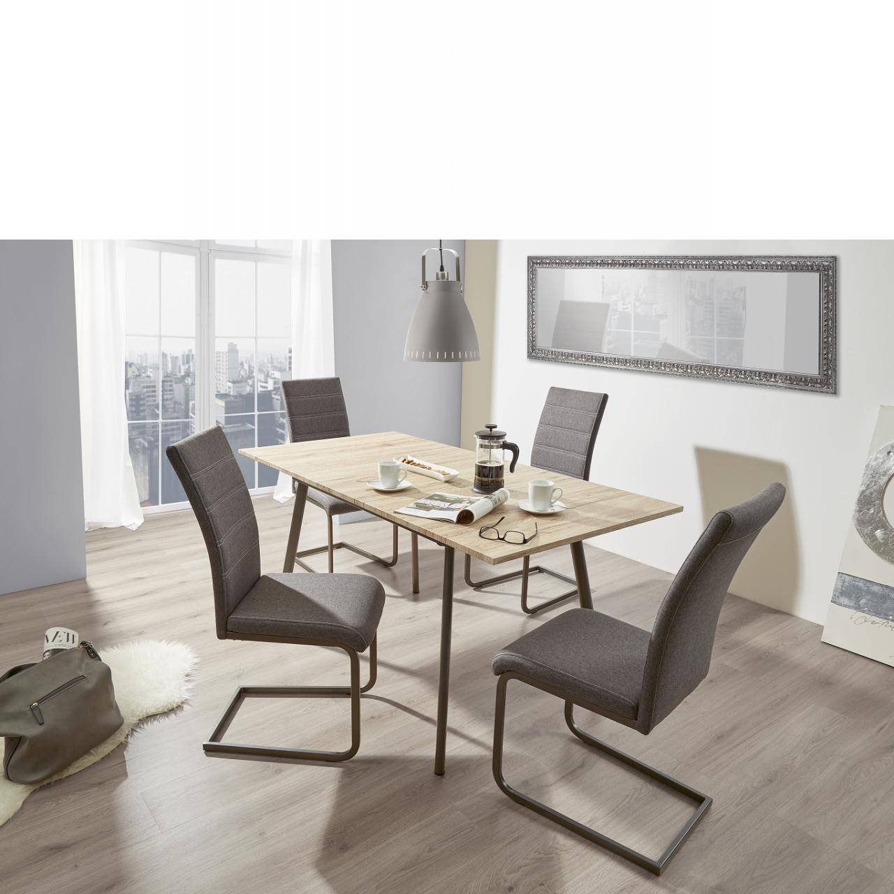 esstisch maike san remo nb esstische esszimmer wohnen m bel j hnichen center gmbh. Black Bedroom Furniture Sets. Home Design Ideas