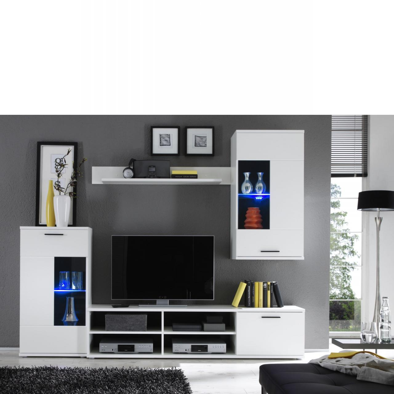 anbauwand atlantis wohnw nde wohnen m bel j hnichen gmbh. Black Bedroom Furniture Sets. Home Design Ideas