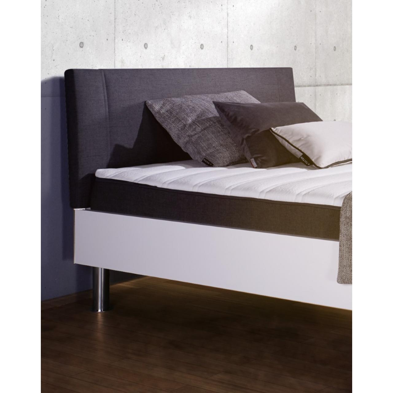 boxbett anton 140x200 cm anthrazit wei m bel. Black Bedroom Furniture Sets. Home Design Ideas