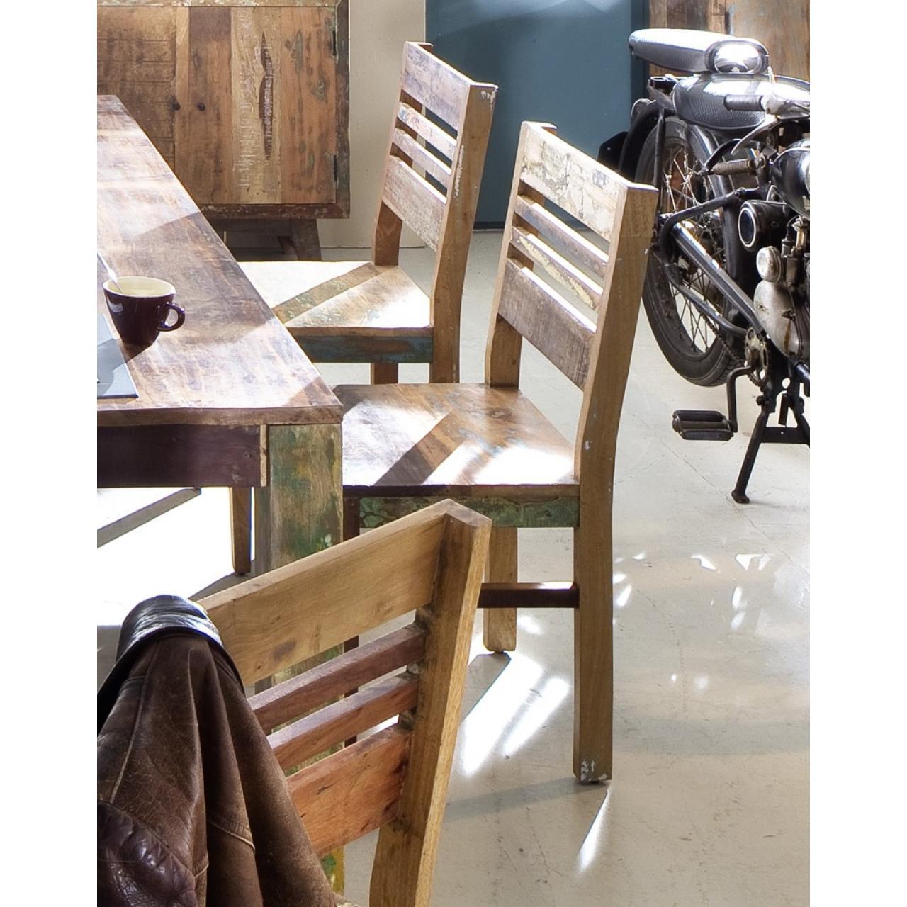 Großartig Stuhl Holz Ideen Von Malmö - Recyceltes