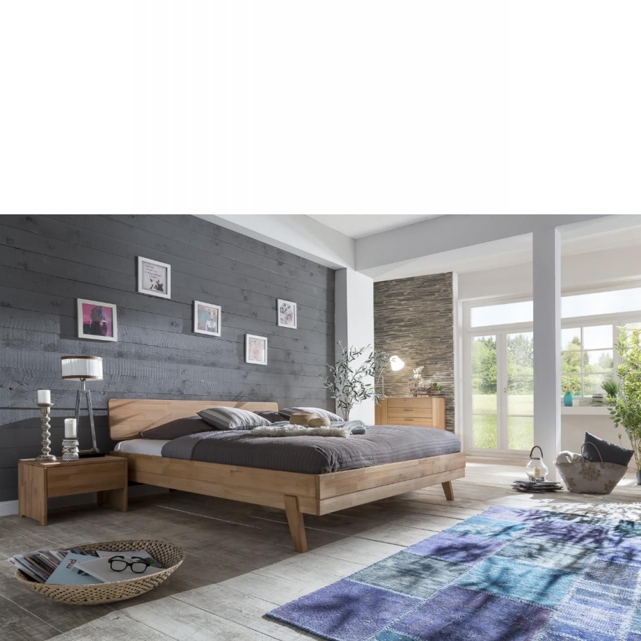 Holzbett Livia 180 x 200 cm