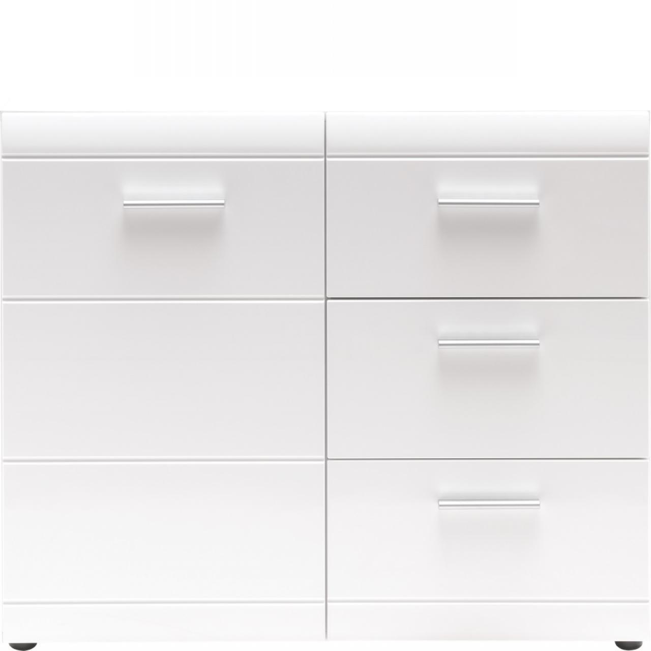 Kommode GW-Adana Weiß