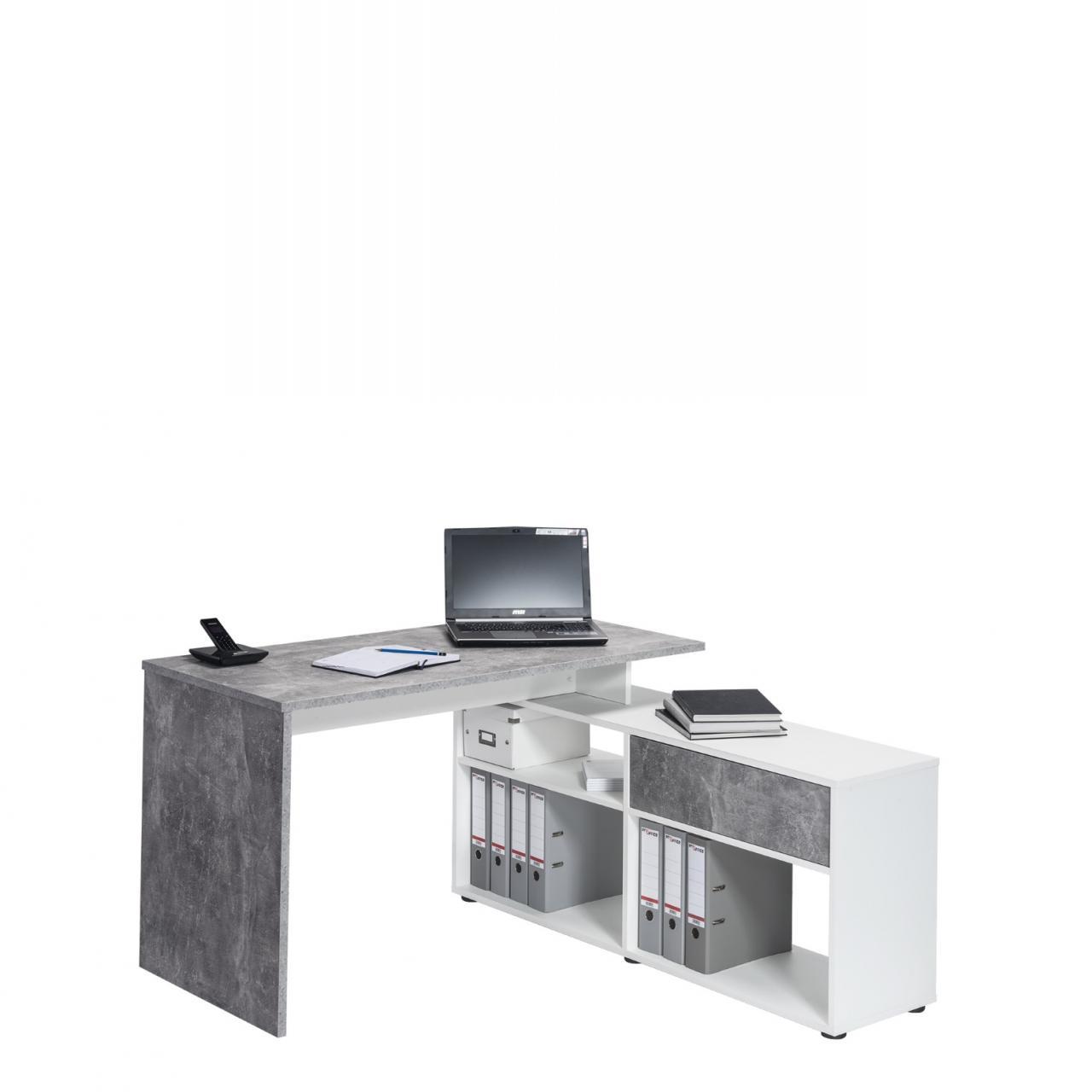 Schreibtisch büro weiß  Schreibtisch 4019 | Schreib & Computertische | Büro | Möbel ...