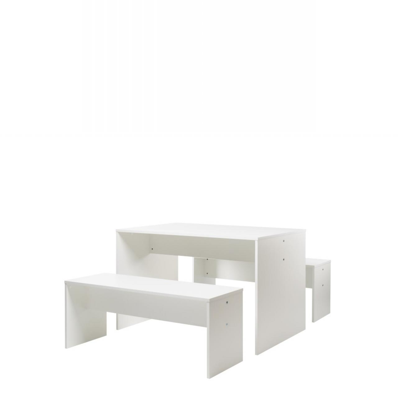 Tischgruppe - Berlin - weiß