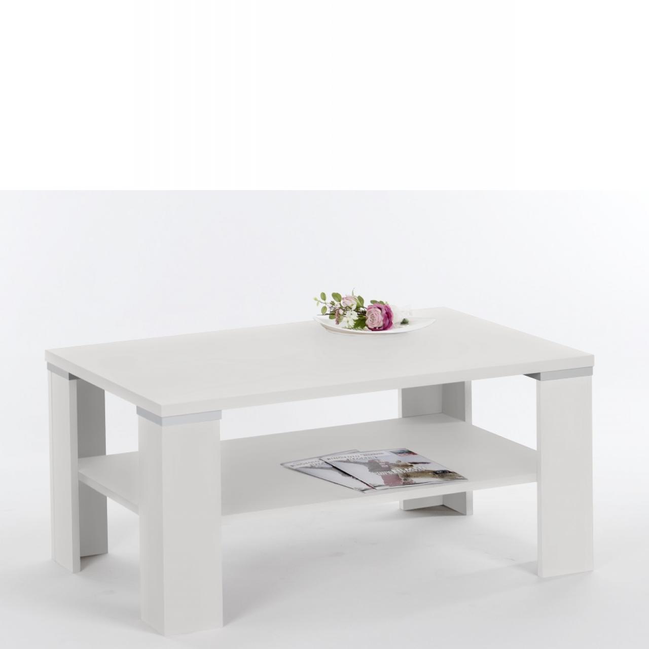 Esstisch Tokio Weiß 100x44